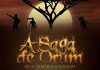 Literatura – A Saga de Orum – Os Guerreiros Sagrados