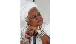 Um Adeus a Beatriz Moreira Costa, (Mãe Beata de Iemanjá)